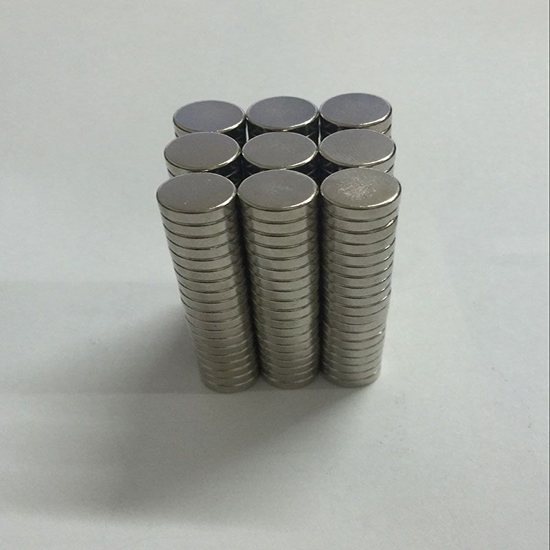10/20Pcs/Lot Strong Rare Earth NdFeB Magnet 8mm x 3mm Neo Neodymium N50 Magnets 8*3 mm Craft Model Disc Sheet 8 x 8mm cylindrical ndfeb n35 magnet silver 20pcs
