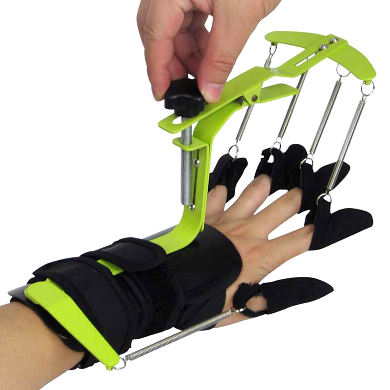 Dynamic Wrist Finger Orthosis Hand Physiotherapy Rehabilitation Training For Apoplexy Stroke Hemiplegia Patients' Tendon Repair dual task training effect in patients with parkinsonism