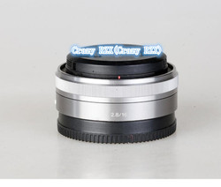96% New for SONY E16F2.8 E16mm F2.8 (SEL16F28) wide-angle fixed focus lens(second-hand lens can be used normally)