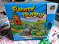 cards game funny bunny,  high quality, very suitable for the children and family board game