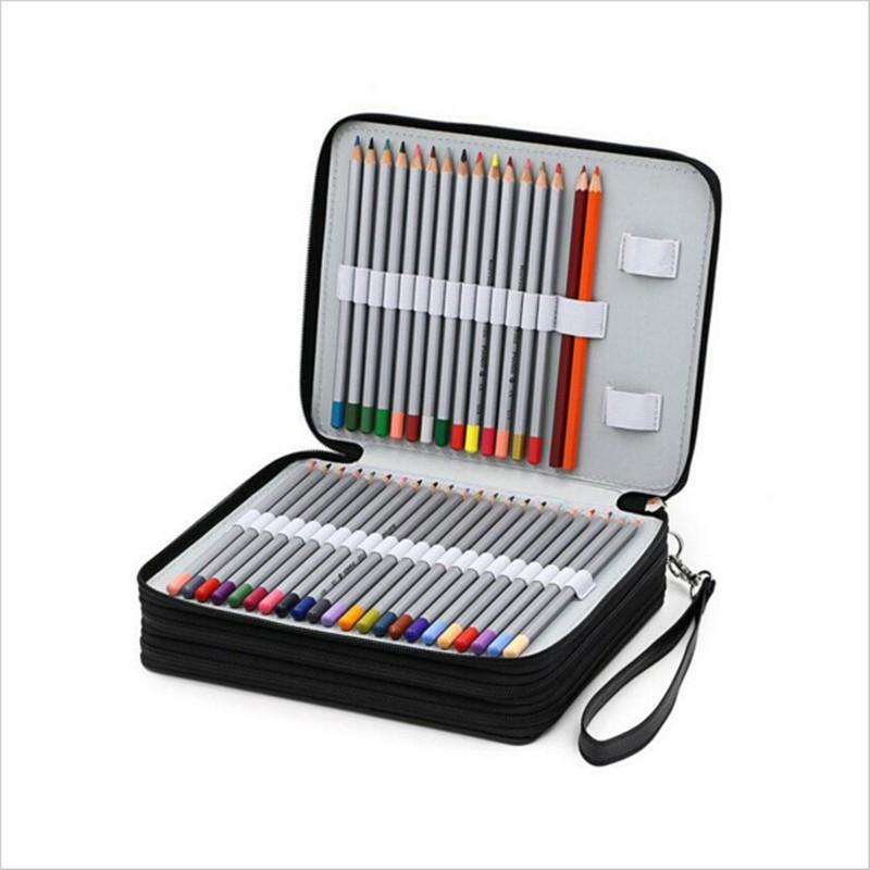 escolares pencil holes material 2