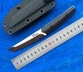 Тактический охотничий нож DICORIA Slay  лезвие с фиксированным лезвием и ручкой G10  оболочка KYDEX  для кемпинга  выживания  для повседневного исполь...