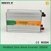 MKM3000-241G modified sine wave 3000 w inverter 24vdc to 120vac inverter,power inverter sale power inverter with usb port
