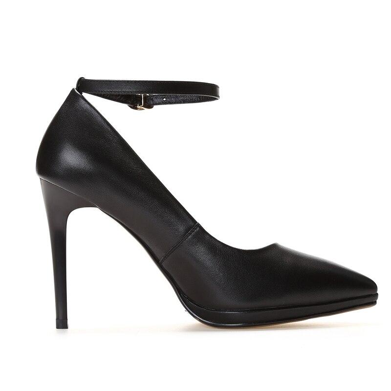 Enmayla Zapatos Black Bout Minces Femmes Slip Pointu Taille 34 Chaussures Pour black Tacon Talons Haute Talon Zyl2038 on Du a Mujer 39 rrzBwq