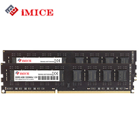 IMICE Desktop PC Memory DDR3 RAMs 4GB 1333MHz PC3 10600S 240 Pin 2GB 1600MHz DIMM For