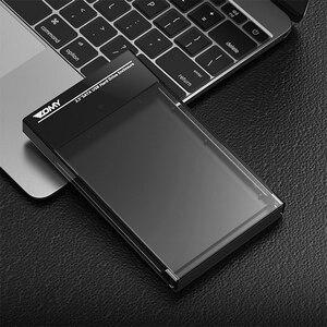 Image 5 - 2.5 Cal SATA HDD do Sata USB 3.0 SSD HD dysk twardy dysk zewnętrzny obudowa do ps4 TV komputer Router