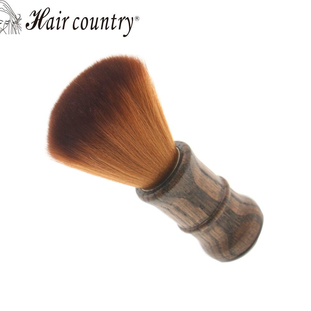 Hair Country Hairbrush haircut broken hair brush hair brush sweeping brush soft brush cleaning Barber hair