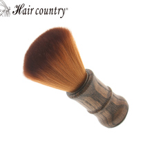 Hair Country Hairbrush haircut broken hair brush hair brush sweeping brush soft brush cleaning Barber hair sweep