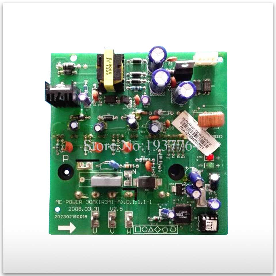95% new for Air conditioning computer board outdoor inverter circuit board module POWER-30A (IR341-A) good working good working used board for refrigerator computer board power module da41 00482j board