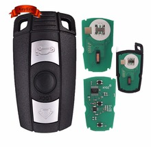 KEYECU KYDZ Smart Remote Key 3 Button CAS3 315LP MHZ With ID7944 Chip for BMW 1 3 5 6 7 Series