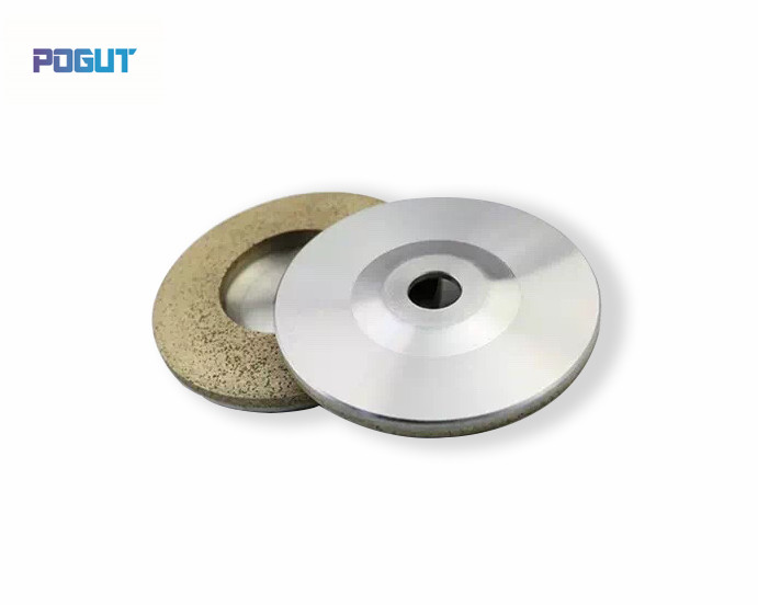 Free Shipping Diamond Grinding Disk for Glass or Marble D100*H16*4, D80*H16*4, Grit 120