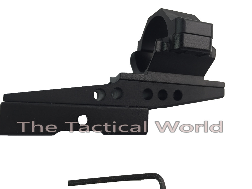 Tactical Hunting Scope Mount 30mm QD 3 Quick Release Rings 20mm Picatinny Weaver Rail Hunting Accessories for Scope Laser Torch
