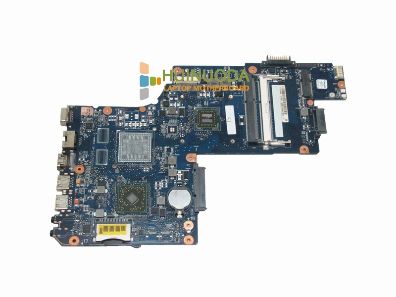 NOKOTION Laptop motherboard for toshiba satellite C850D H000051810 REV 2.1 E1200 DDR3  Graphics Mainboard