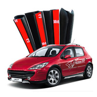 EPDM Automotive Car Front Rear Doors Bonnet Trunk Cover Anti Noise Dust Sealing Strips Trim For
