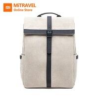 Xiaomi 90FUN Grinder Oxford Casual Backpack 15.6 inch Laptop Bag from Xiaomi Youpin