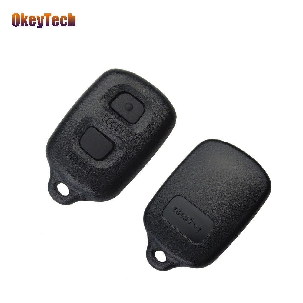 Keyless Entry Remote for 1998 1999 2000 Toyota Rav4 Car Key Fob Control
