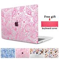 Case For Macbook Pro 13 A1706/A1708 Cover Beautiful Floral Seamless Laptop Sleeve for Mac Book Pro 15 inch A1707 Touchbar Case