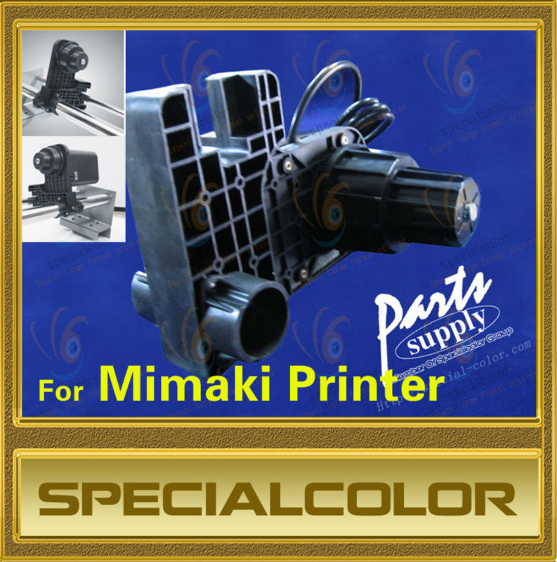 Factory Direct!! Generic version take up device for mimaki JV3/JV4 printer Paper Collector