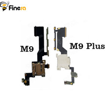 For HTC One M9 M9 Plus Power Flex Switch Module With Motherboard FPC Connector Main Flex Cable