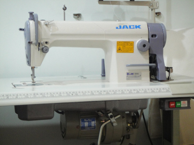 Second hand sewing machine near me