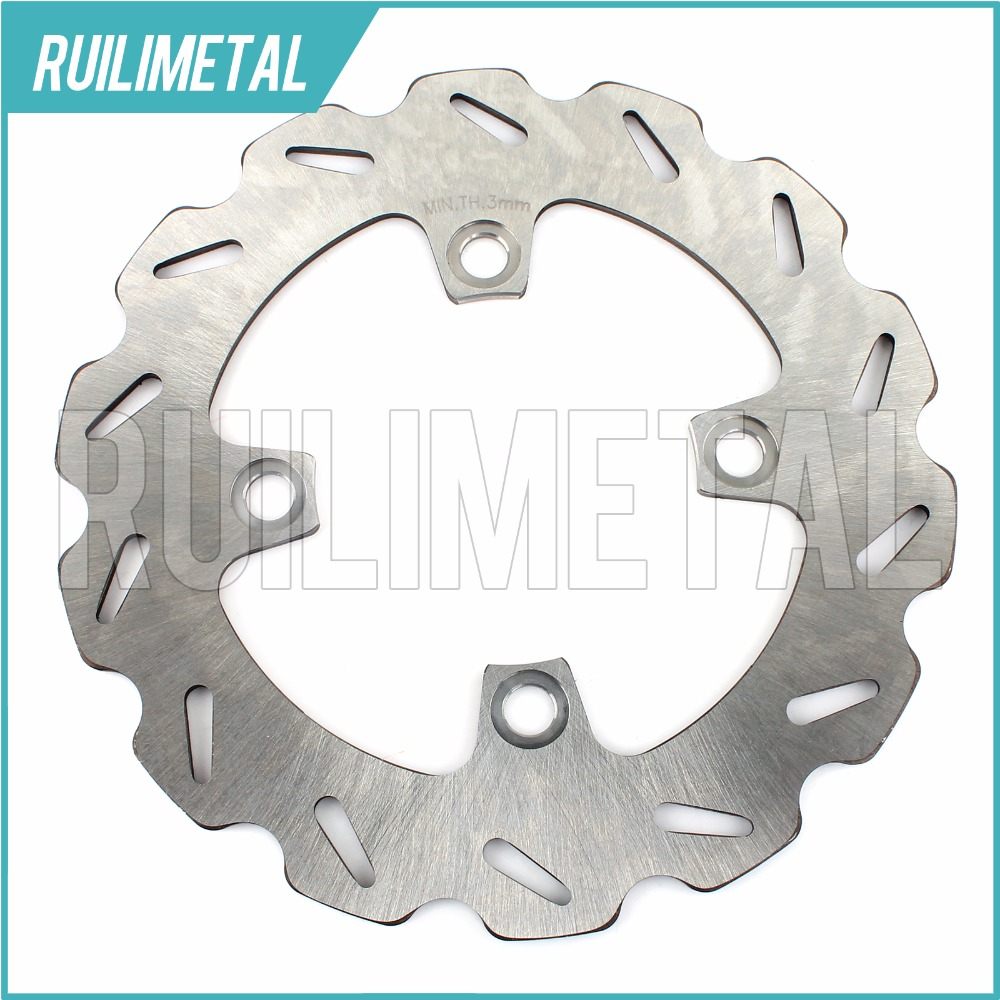 ATV QUAD Front Brake Disc Rotor for SUZUKI LT-V 700 FK4 FK5 Twin Peaks 700 4x4 2004 2005 04 05