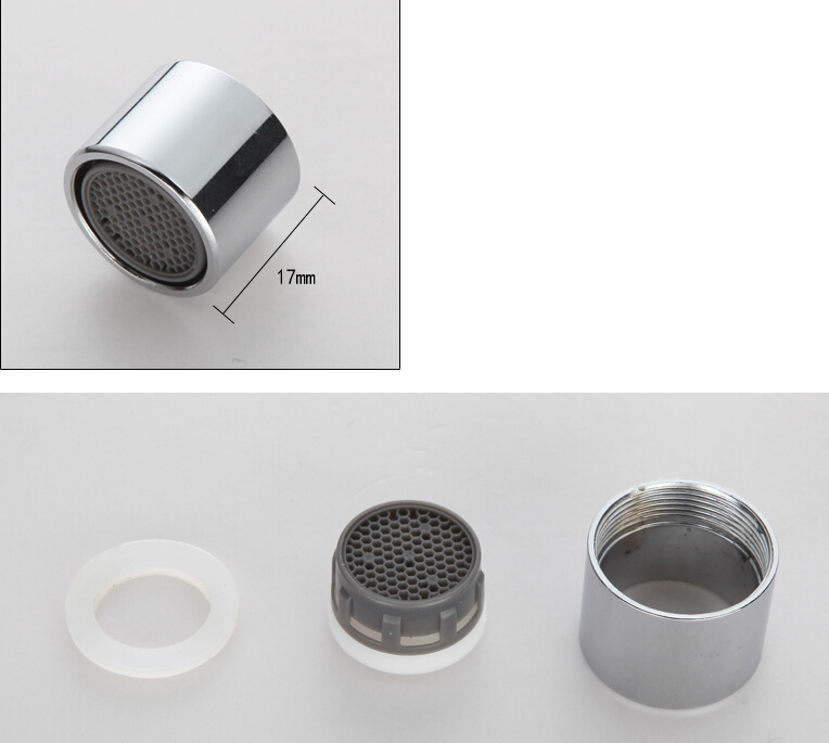 basin kitchen bathroom sink female m22 inside thread faucet aerator bubbler insert water saving faucet - Kitchen Sink Aerator