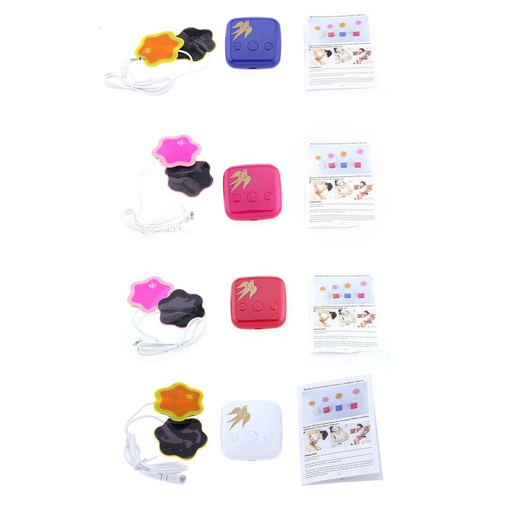 Women Body Massagers USB Menstrual Analgesic Device Multifunctional women menstrual pain massage Relief Pain Heath Care menstrual and pre menstrual tension