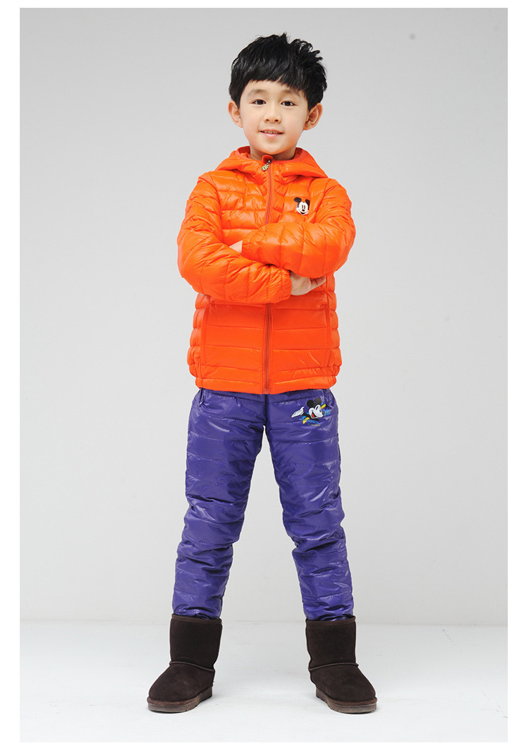 3867655f9 Genuine Kids winter 2014 fashion casual children boys and girls down ...