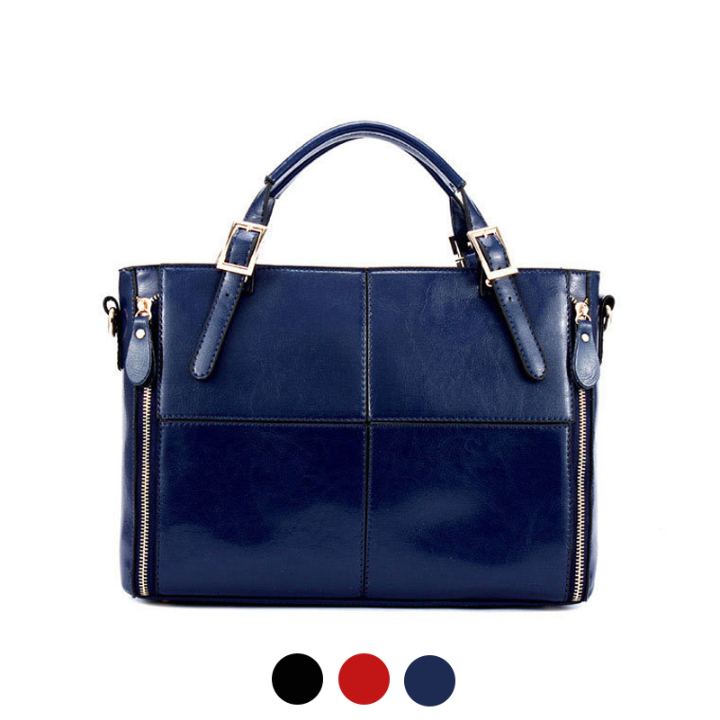 designer brand high quality PU women leather handbags patchwork ladies bags shoulder messenger black blue red fashion female fashion brand design sweet lady tote bags for women pu leather handbags high quality women shoulder bags ladies messenger bags