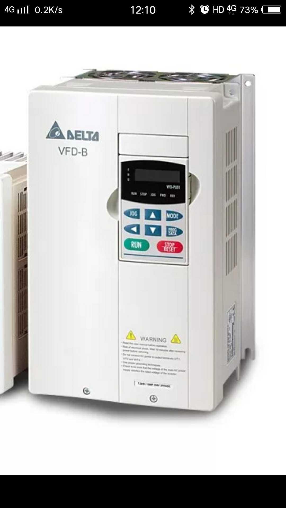 New Original 22KW Frequency Converter VFD220B43A