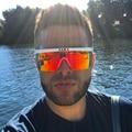 SARA Outdoor Sport Winddicht Sonnenbrille Mann Reflektierende Beschichtung Spiegel Gläser Große Surround Brillen Mit Nicht Slip Nase Goggle CE|mirror glasses|sunglasses menwindproof sunglasses -