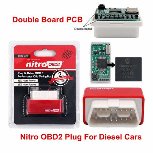 Nitro Diesel Double