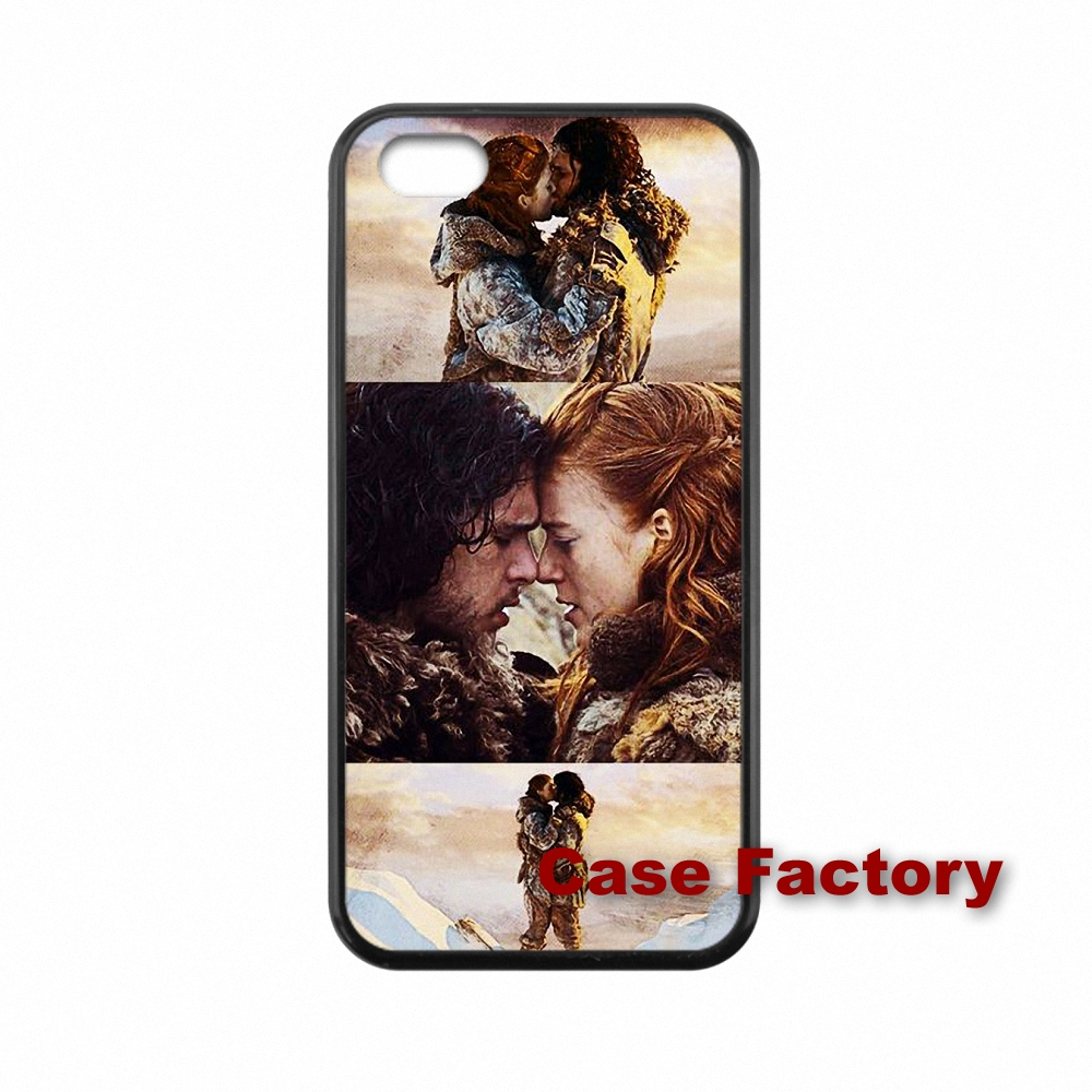 accessories Hard Skin Jon Snow For Xiaomi Redmi 2 3 Mi5 Samsung Galaxy S3 S4 S5 S6 mini Note 3 4 5 S6 S7 Edge E5 E7