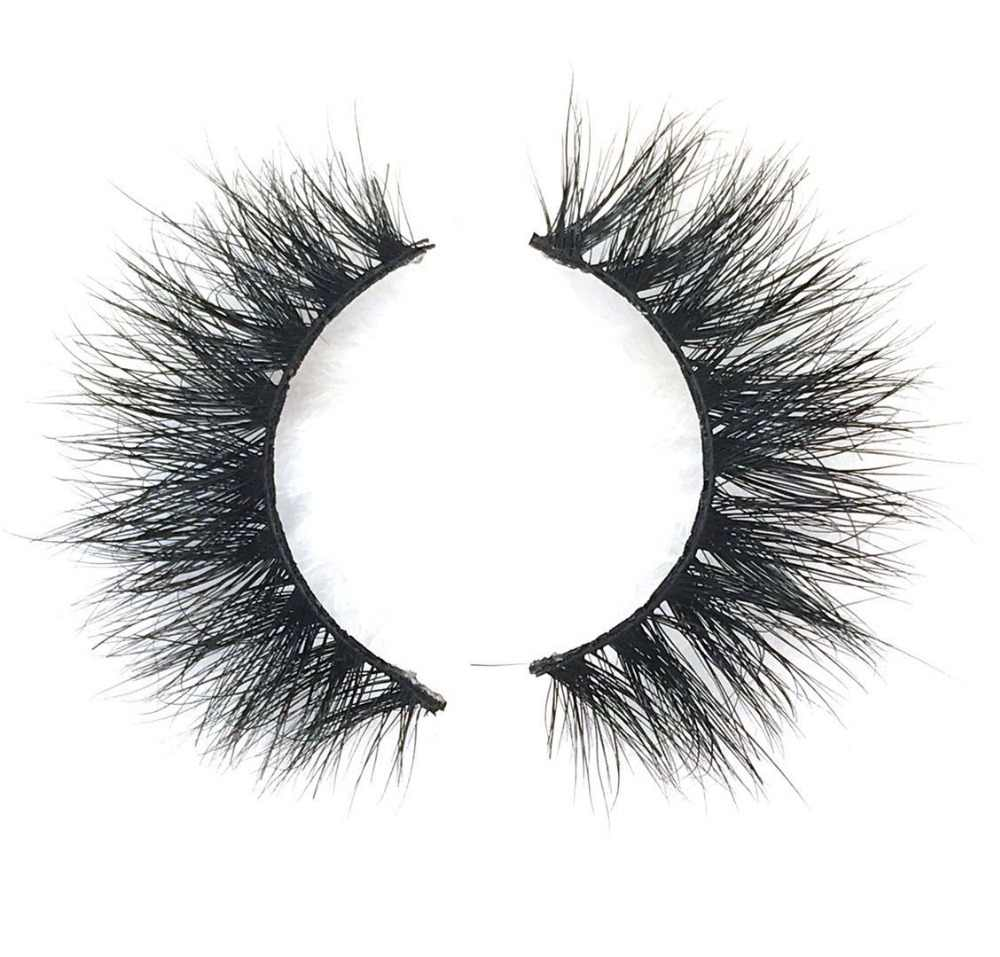 f3f37108f14 ... EYDILL Custom Logo Packaging Full Strip Lashes 100 pairs 3D Mink Lashes  with 100pcs Private Label ...