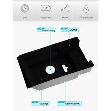 For BMW 1 3 5 Series X1 X3 X4 X5 X6 QI Wireless Charging Phone Charger Center Console wireless charging tool