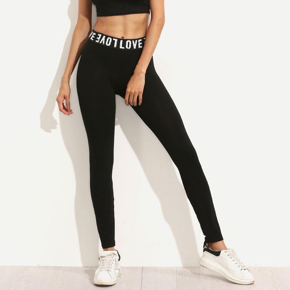 * Yoga Broek Vrouwen Hoge Taille Sport Gym Yoga Elastische Running Fitness Leggings Broek Workout Wear Kleding Pantalon Mujer/ 0.75
