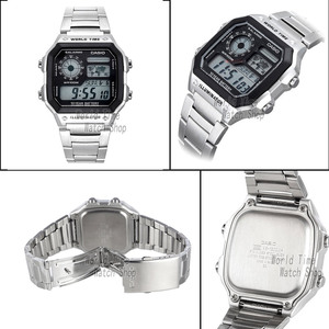 Image 4 - Casio watch Explosion watch men set brand luxury LED military digital  watch sport Waterproof quartz men watch relogio masculino