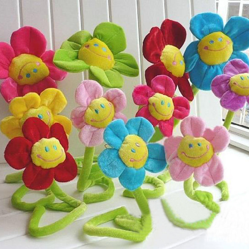 33cm-Cartoon-sunflower-flowers-curtain-flower-flower-plush-toys-childrens-gift-wedding-gifts-Wholesale-1