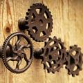 1 stück Metall Schrank Pull Getriebe Tür Griff Für wein Schrank Amerikanische Schrank Tür Knopf 37mm|Schrankgriffe|Heimwerkerbedarf -