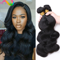 8a Body Wave Stema Hair Brazilian Body Wave Meches Bresilienne Lots 4pc Bundles Body Wave Brazilian Hair Human Hair Brazilian