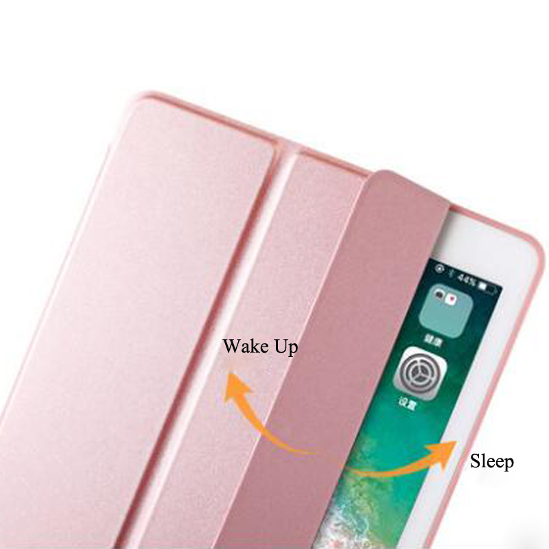 Fundas For iPad Pro 10.5 inch Silicon Case Cover For iPad Pro 10.5 Smart Wake Sleep Slim PU Leather Coque For iPad Pro 10.5