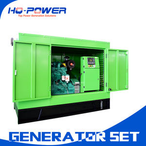engine sound proof 40kw 50kva diesel generator price