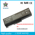 10.8v 5200mah  New  High Quality Laptop Battery for Toshiba PA3634U-1BRS M305 M800 L300 U400 pa3817u-1brs