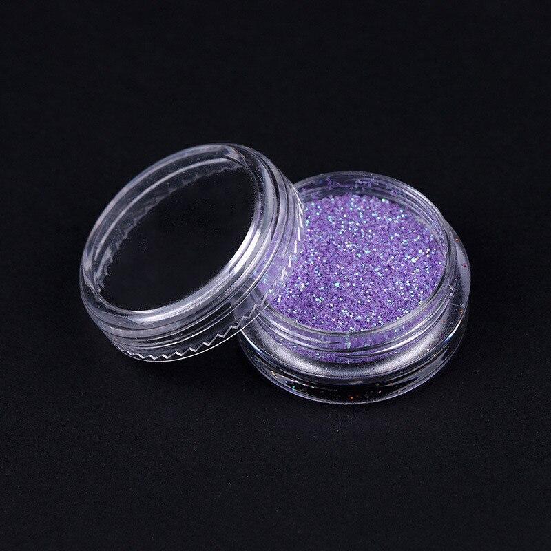 12 Colors / lot Жайлайтын Tail Glitter Pigment Chameleon - Маникюр - фото 2