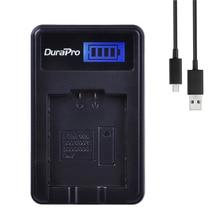 DuraPro CGA-S006 CGA S006 S006E DMW-BMA7 DMW BMA7 ЖК-дисплей Батарея Зарядное устройство для Panasonic DMC fz7 FZ8 FZ18 FZ28 FZ30 fz35 fz38 FZ50