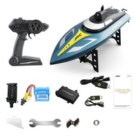 Rc Boat Pentium S2 Shark Latitude 2.4ghz 25km/h High Speed Mini Racing Boat Remote Control Toy For Children Rc Model Ship