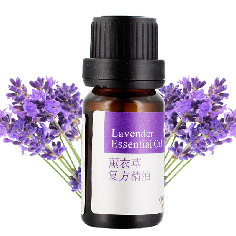 Essential-Oil Skin-Care Body-Massage Soothing Relax 1pcs 10ml Fragrance Lavender Sn-Hot