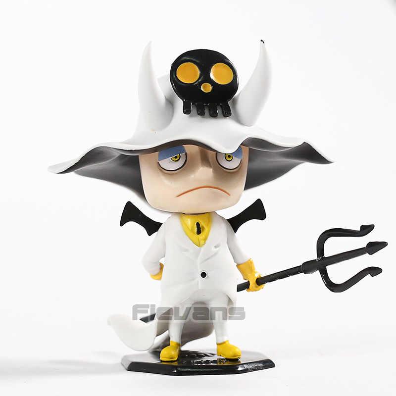 Anime One Piece Hannyabal Miúdo Ver. Onepiece Figura PVC Brinquedo Modelo Coleção Estatueta