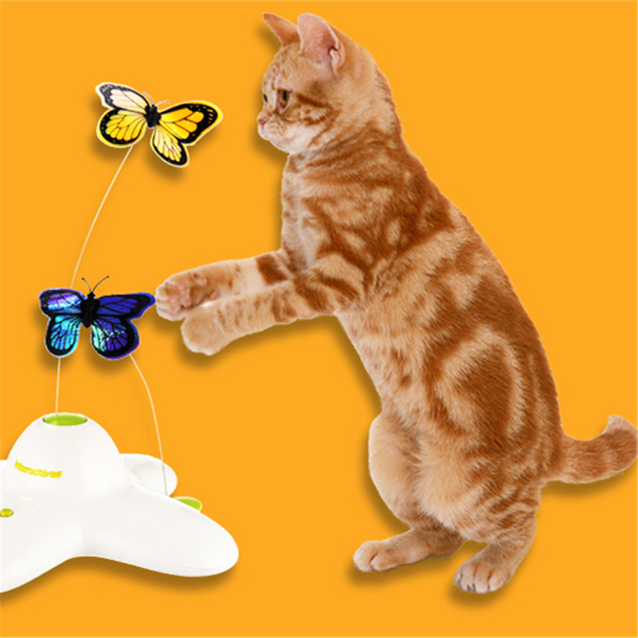 Play Products Pets Toy For Cat Scratching Post Kitten Fun Toys Interactive Game Gatos Interesting Goods Funny For Cat DDMYYZ7