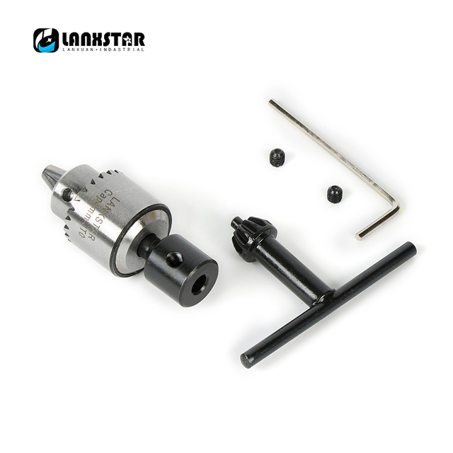 da6aa0973fac62 PCB CNC DIY Mini Electric Drill Folder Drill Chuck 0.3~4mm JTO Sets  Precision Chucks Fit Diameter 5mm 775Motor Shaft Chucks